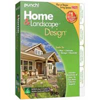 Encore Software Punch! Home & Landscape Design V17 (PC)