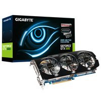 Gigabyte GV-N680OC-2GD NVIDIA GeForce GTX 680 2048MB GDDR5 PCIe 3.0 x16 Video Card