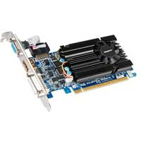 Gigabyte GV-N610D3-1GI NVIDIA GeForce GT 610 HD Experience 1024MB DDR3 PCIe 2.0 x16 Video Card