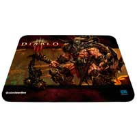SteelSeries QCK Diablo Barbarian Edition Gaming Mouse Pad