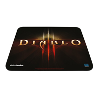 SteelSeries QCK Diablo 3 Logo Edition Gaming Mouse Pad