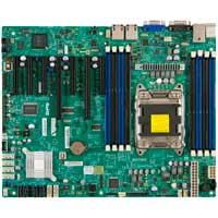 Supermicro X9SRL-F E5-2600 LGA 2011 ATX Server Motherboard