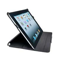 Kensington Folio Stand for iPad 3 - Black