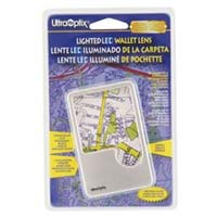 Ultraoptix Lighted LED Wallet Magnifier