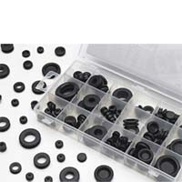 Performance Tools 125pc Rubber Grommet Assortment Kit