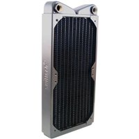 Swiftech MCR220-QP Extreme Duty Dual 120mm Radiator