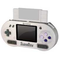Hyperkin Supaboy SNES Portable Pocket Video Game System