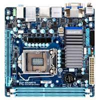 Gigabyte GA-H61N-USB3 LGA 1155 H61 Mini ITX Intel Motherboard
