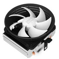 Delux Infinity CPU Heatsink with Fan