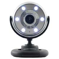 Gear Head Plug-n-Play 1.3 MP WebCam