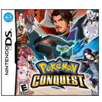 Nintendo Pokemon Conquest (DS)