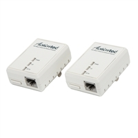 Actiontec PWR511K01 500 Mbps Powerline Ethernet Adapter Kit