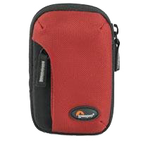 LowePro Tahoe 10 Camera Pouch Red