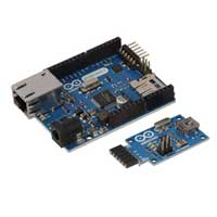 Gheo Electronics Arduino Ethernet without PoE and USB 2 Serial Adapter