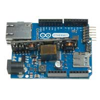Gheo Electronics Arduino Ethernet with PoE and USB 2 Serial Cable