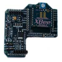 Gheo Electronics xBee Shield