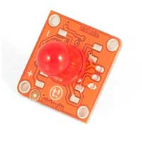 Gheo Electronics TinkerKit 10mm Red LED
