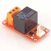 Gheo Electronics TinkerKit Relay Module