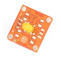 Gheo Electronics TinkerKit 5mm Yellow LED