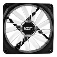 NZXT Airflow Series FZ-120mm Red LED Case Fan