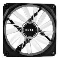 NZXT Airflow Series FZ-120mm White LED Case Fan