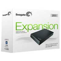Seagate Expansion 2TB SuperSpeed USB 3.0 Desktop Hard Drive STBV2000100