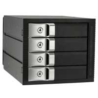 "Kingwin 3.5"" 4-Bay SATA Mobile Internal Rack"