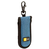 Case Logic 2 Capacity USB Flash Drive Shuttle Blue