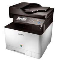 Samsung CLX-4195FW Multi-function Color Laser Printer