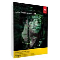 Adobe Dreamweaver CS6 Education Student Edition (MAC)