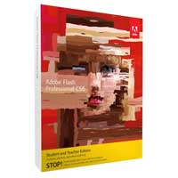 Adobe Flash Professional CS6 Student Edition (Mac)