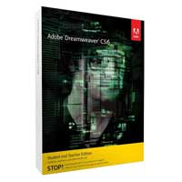 Adobe Dreamweaver CS6 Education Student Edition (PC)