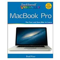 Wiley Teach Yourself VISUALLY MacBook Pro