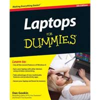 Wiley LAPTOPS FOR DUMMIES 5/E