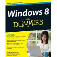Wiley WINDOWS 8 FOR DUMMIES