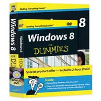 Wiley WINDOWS 8 DUMMIES BUNDLE