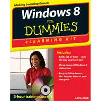 Wiley WINDOWS 8 ELEARNING KIT