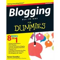 Wiley BLOGGING ALL-IN-ONE DUM