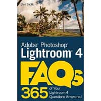 Wiley PHOTOSHOP LIGHTROOM 4 FAQ