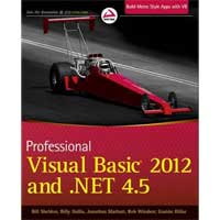 Wiley PROF VB 2012 & .NET 4.5