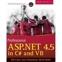 Wiley PROF ASP.NET 4.5 IN C# VB