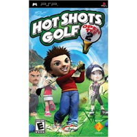 Sony Hot Shot Golf Open Tee 2 (PSP)