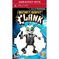 Sony Secret Agent Clank (PSP)