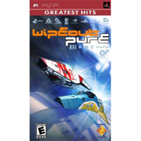 Sony Wipeout Pure (PSP)