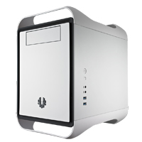 BitFenix Prodigy Mini-ITX Computer Case - White