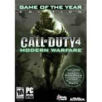 Activision Call of Duty 4: Game of the Year Edition (PC)