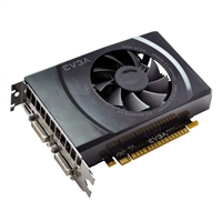 EVGA 02G-P4-2643-KR NVIDIA GeForce GT 640 Superclocked 2048MB DDR3 PCIe 3.0 x16 Video Card