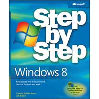 Microsoft Press WINDOWS 8 STEP BY STEP