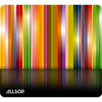 Allsop Mouse Pad Tech Multi Stripes