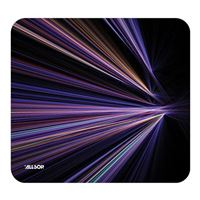 Allsop Mouse Pad Tech Purple Stripes